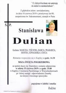 dulian stanisława