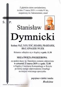 dymnicki stanisław