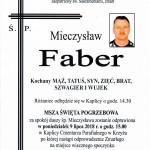 faber mieczysław