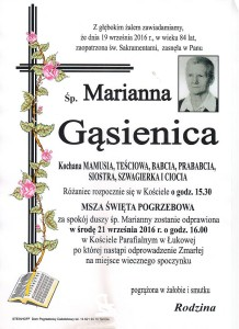 gasienica