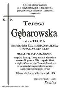 gebarowsk