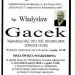 gacek władysław