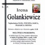 golankiewicz irena