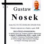 gustaw nosek