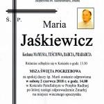 jaśkiewicz maria