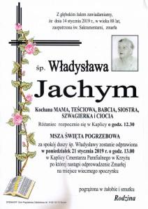 jachym władysława
