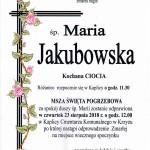 jakubowska maria