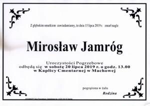 jamróg mirosław