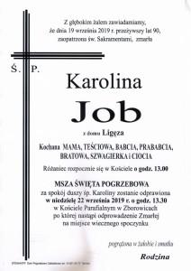 job karolina
