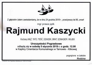 kaszycki rajmund