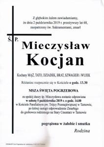kocjan mieczysław