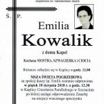 kowalik emilia
