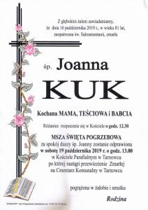 kuk joanna