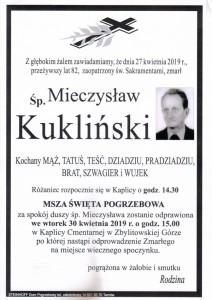 kukliński mieczysław