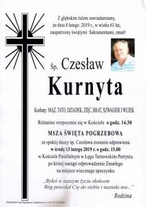 kurnyta czesław