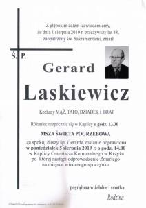 laskiewicz gerard