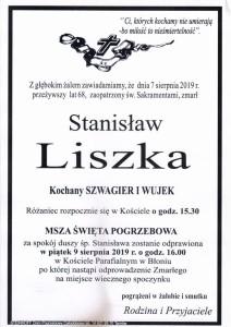 liszka stanisław