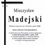 madejski mieczysław