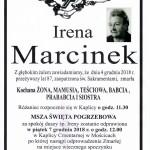 marcinek irena
