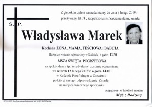 marek władysława