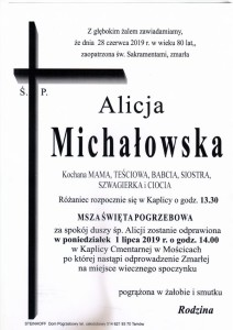michałowska