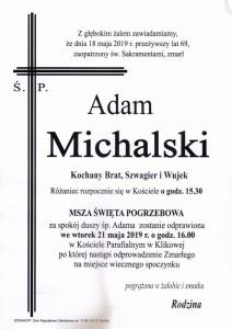 michalski adam