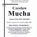 mucha czesław