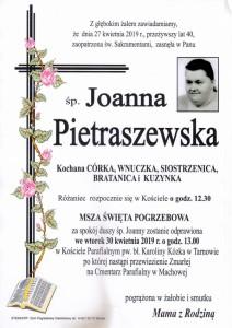 pietraszewska joannna
