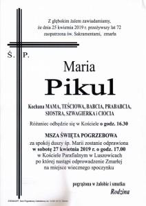 pikul maria