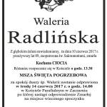 radlińska waleria