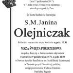 s. janina olejniczak