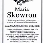 skowron maria