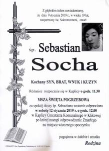 socha sebastian