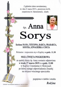 sorys Anna