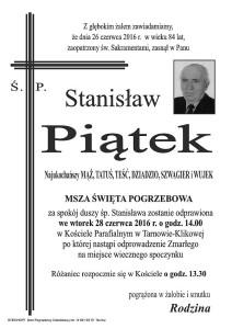 stanisław Piątek