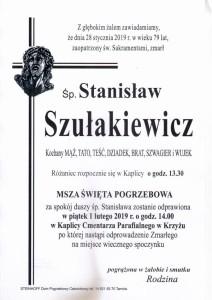 szułakiewicz stanisław