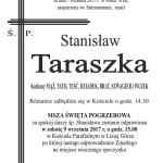 taraszka stanisław