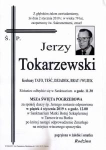 tokarzewski jerzy