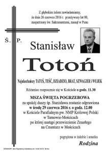 totoń stanisław