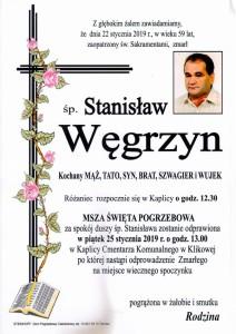 węgrzyn stanisław