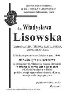 władysława Lisowska