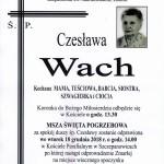 wach czesława