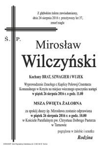 wilczyński mirosław