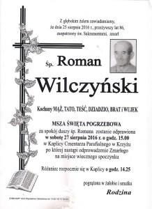 wilczyński roman