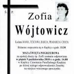 wojtanowicz zofia