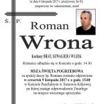 wrona roman